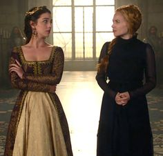 Mary and Greer, Reign 3x05