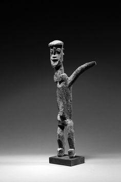 Lobi-Ti Puo, 41cm,  Foto © Niklas Herkenhoff.