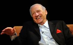 Mel Brooks on Immortality, His Inspiration for The Producers, and the Racial Joke Left Out of Blazing Saddles | Vanity Fair
