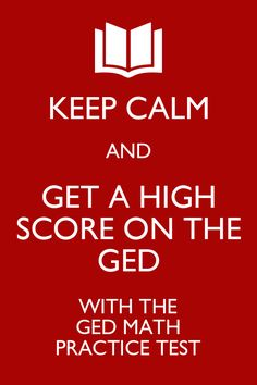 I have a question on how to get a GED....?