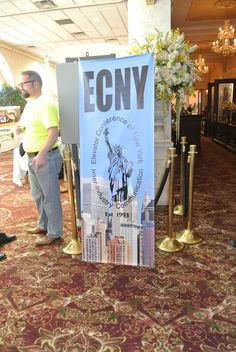 The ECNY Supplier Showcase is taking place at Villa Barone Manor in the Bronx, New York, on April 5, 2017. #ECNY #NewYork #VillaBaroneManor #Showcase #Elevators
