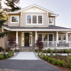 Craftsman New Home - traditional - exterior - san francisco - Allwood Construction Inc