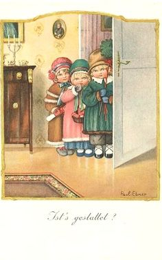 Pauli Ebner (1873-1949) — Old Post Cards (549x800)