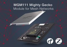 #IoT Mesh #Networking #Module from #SiliconLabs Simplifies Thread and ZigBee Connectivity http://iot.do/module-silicon-labs-connectivity-2016-09