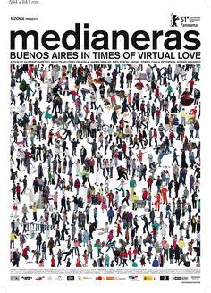 Medianeras - Buenos Aires Na Era Do Amor Virtual / Medianeras - Making Off - O verdadeiro cinema está aqui! Movies To Watch, Good Movies, Awesome Movies, Michael Haneke, Love Film, Streaming Vf, Illustrations And Posters, Film Posters, 1 Film