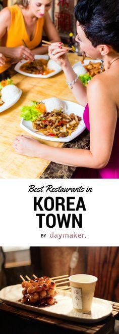 Best Restaurants in Koreatown | Restaurants in Los Angeles | Food in LA | Koreatown Los Angeles