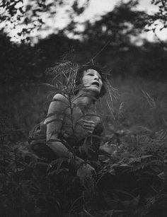 A stunning image of Kazuo Ohno (R.I.P.)