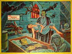 She Demons Zine: Halloween Cool Monsters, Famous Monsters, Classic Monsters, Monster Toys, Monster Art, Tilda Swinton, Horror Comics, Horror Art, Horror Icons