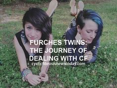 Read more about the Furches Twins and their journey dealing with Cystic Fibrosis.