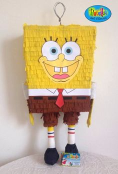 Piñata Spongebob
