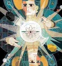Victo Ngai, Alchemy Reborn Victo Ngai The Nautilus Quarterly...