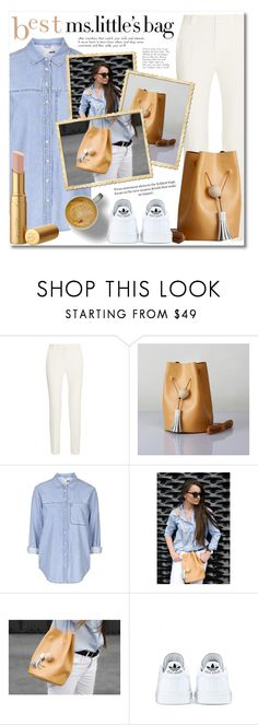 """""""Untitled #465"""" by becky12 ❤ liked on Polyvore featuring Roland Mouret, Topshop, adidas, women's clothing, women, female, woman, misses and juniors"""