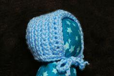 Angel Outfitters: Easy Crochet Angel Bonnet - Pattern & Tutorial