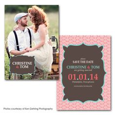 100 Save the Date X printed full color both sides - blank white envelopes (Qty. Senior Dating Sites, Dating Memes, Dating Quotes, Wedding Card Design, Card Wedding, Wedding Invitations, Save The Date Templates, Card Templates, Christian Dating Site