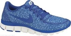 blues running shoes