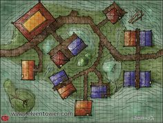 Map 56 – Swamp Town