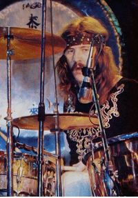 John Bonham of Led Zeppelin, legendary drummer. Rock Roll, Rock And Roll Bands, John Bonham, Heavy Metal, Greatest Rock Bands, Best Rock, Robert Plant, Jimmy Page, Led Zeppelin