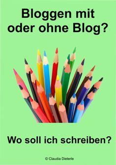 Bild zum Blogeintrag Bloggen mit oder ohne eigenen Blog? auf http://www.tipptrick.com/2016/01/25/claudias-praktischer-ratgeber-blogparade-zum-bloggen/