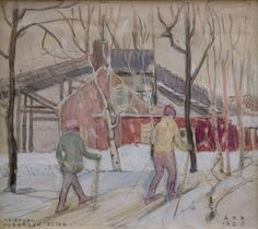 Albert H. Robinson - Galerie Alan Klinkhoff