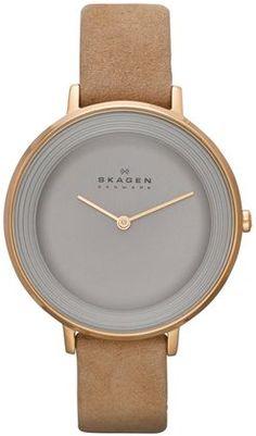Armbanduhr, »SKW2215«, Skagen Denmark®