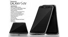 Appare online una nuova immagine del Galaxy S IV, con specifiche tecniche