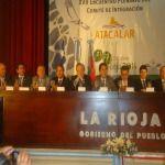 Homenaje a Carlos Rosales en la XVII Reunión ATACALAR
