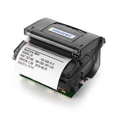 GOOJPRT QR203 58mm Micro Réception Imprimante Thermique RS232 + TTL Panneau Compatible avec EML203
