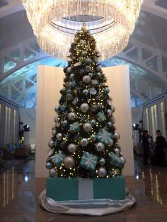 TIFFANY Christmas Tree (Christmas tree in Singapore)