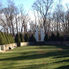 Sunken Garden-Allerton Park, Monticello