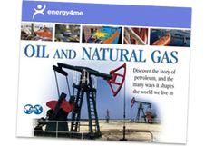 Download a range of 5E lesson plans, aligned to national science standards, to accompany the book Oil and Natural Gas.