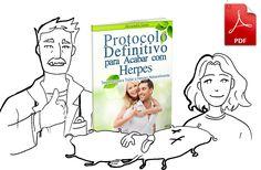 (5) Protocolo Definitivo para Acabar com Herpes