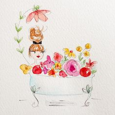 Happy Mother's Day! Hope you get in a little time to relax #flowers #mom #mothersday