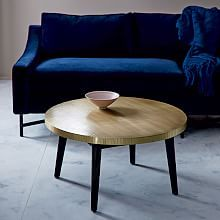 west elm's selection of modern coffee tables complements any modern living space. Find a variety of stylish sofa tables that provide chic storage options. Mod Furniture, Modern Home Furniture, Brass Coffee Table, Coffee Table With Storage, Contemporary Coffee Table, Modern Coffee Tables, Sofa Tables, Living Spaces, Living Room