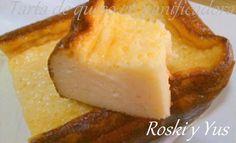 roski-cocina y algo mas-yus: Tarta de Queso,Yogur, Nata en Panificadora y Horno