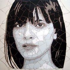 Artist: Ed Chapman  Title: London Girl #4  Artist is based in Manchester, UK