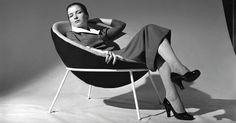 Bowl Chair – projeto de 1951 - Lina bo bardi