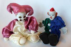 195 Best Clown Dolls images in 2019   Clowns, Amigurumi doll