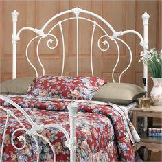 Hillsdale Cherie Full Queen Headboard $279 00 Hillsdale Furniture Bed Furniture Brass Bed