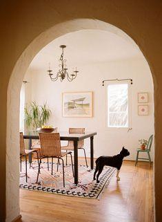 An Artist's Dining Room
