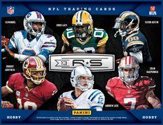 2013 Panini Rookies and Stars Football Cards Hobby Box - Presale $84.95