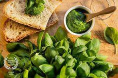 #pesto sauce, #basil & 100% #Italianrecipe #foodphotography  Instagram photo by @clara_noli