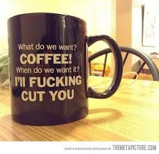 funny coffee mugs - Google Search