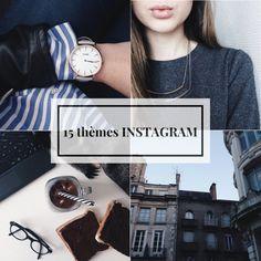 15 thèmes pour Instagram avec VSCO – LittleNavire