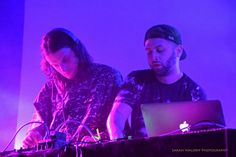 One of our faves, Zeds Dead, at The International - Knoxville, TN #edm #zedsdead