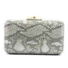 9322ce6e2a8f Women Satin Clutch Bag Evening Bridal Bag Wedding Fashion Prom Handbag -  Silver Silver Clutch