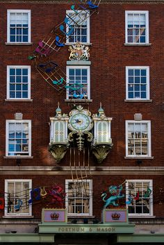 Fortnum and Mason 181 Piccadilly, London W1A 1ER, United Kingdom