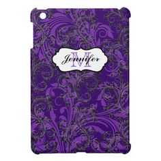 >>>Low Price Guarantee          Purple, Black, White Floral Scrolls iPad Mini Case           Purple, Black, White Floral Scrolls iPad Mini Case online after you search a lot for where to buyThis Deals          Purple, Black, White Floral Scrolls iPad Mini Case Here a great deal...Cleck Hot Deals >>> http://www.zazzle.com/purple_black_white_floral_scrolls_ipad_mini_case-256908139762133027?rf=238627982471231924&zbar=1&tc=terrest