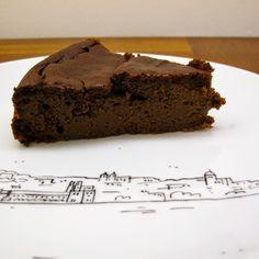 Cozinhar sem Lactose: Bolo de chocolate e batata doce