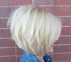 35  Short Blonde Hairstyles | http://www.short-hairstyles.co/35-short-blonde-hairstyles.html