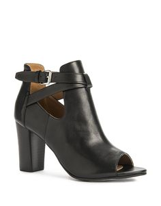 Cut Out Ankle Boots | Woolworths.co.za